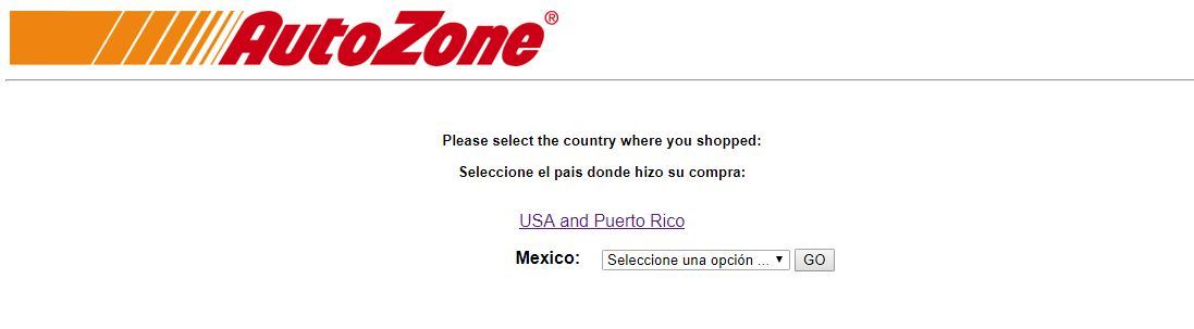 Autozone Survey Step By Step Guide 1
