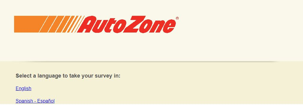 Autozone Survey Step By Step Guide 2