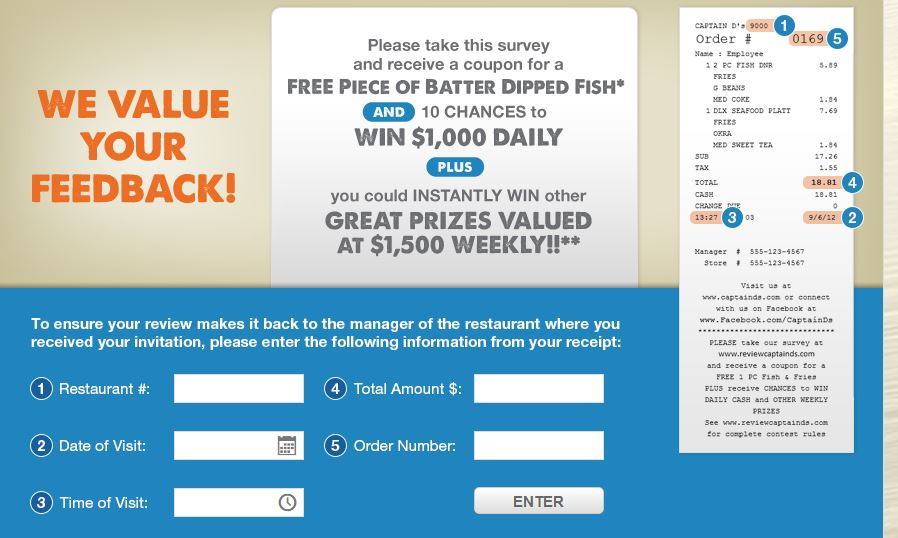 Captain Ds Guest Experience Survey Step By Step Guide