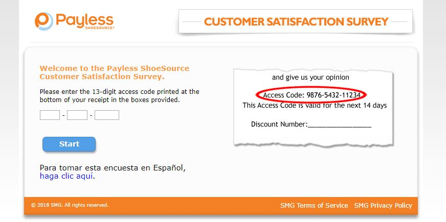 Payless Customer Satisfaction Survey Step By Step Guide