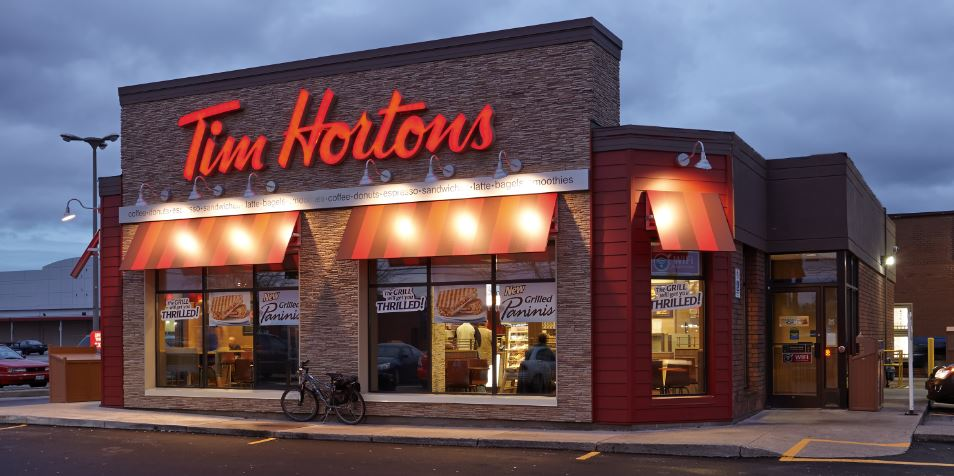 Tim Hortons Survey guide